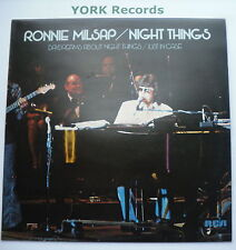RONNIE MILSAP - Night Things - Excellent Condition LP Record RCA Victor LSA 3261