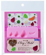 PADICO Decollage Clay Mold Fruit