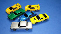6x Matchbox Minifahrzeuge von 1990  Made in Macau