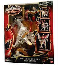 Power Rangers Mystic Force STEEDERGON FURY MEGAZORD New 3 Modes Factory Sealed
