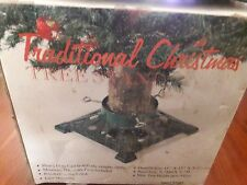 Traditional Christmas Tree Stand Cast Iron #85644