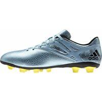 adidas Mens Messi 15.4 FxG Football Boots Metallic Ice B23944