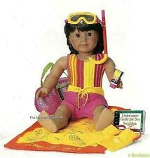 Pleasant Company American Girl Today SWIMMING OUTFIT & BEACH ACCESSORY SET - Box
