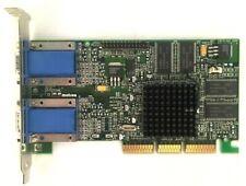 Dell Matrox 0608UX G45+MDHA32D/DEL AGP Dual VGA Video Card