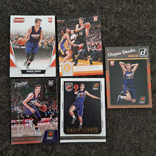 Dragan Bender LOT of 5x different cards w/ ROOKIEs & insert