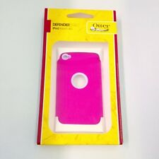 OtterBox Defender Series Hybrid Case for iPod touch 4G (Pink/White)