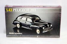 Heller Humbrol 1.43 Peugeot 203 Plastic Model Kit New Sealed 80160