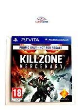 Killzone Mercenary Promo PAL/EUR PS Vita Promo Nuevo Precintado Sealed New