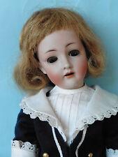 Poupée ancienne: très rare poupée marin Carl Harmus de 1896 40 cm.
