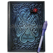 Book of Shadows spell Journal with UV pen great present
