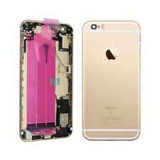 BACK COVER SCOCCA POSTERIORE CASE CHASSIS IPHONE 6S PLUS GOLD ORO 100% QUALITA'-