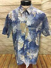 Two Paddles Hawaiian Shirt Men's XL SS Hawaii USA