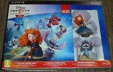 DISNEY INFINITY 2.0 TOY BOX COMBO PS3 3 NEW GAME PORTAL BASE FIGURE Brave Stitch