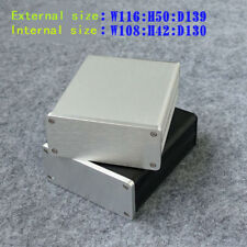 Full Aluminum Audio Amplifier Enclosure/ Mini AMP Case/ Preamp Box/ PSU Chassis
