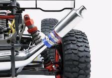1/5 rc car gas metal muffler pipe kit for HPI BAJA 5B SS ROVAN