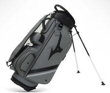 "Mizuno 2019 MODERN 002 Men Golf Stand Bag 8.5"" 8.5 lbs PVC Ups/Ems Track / Gray"