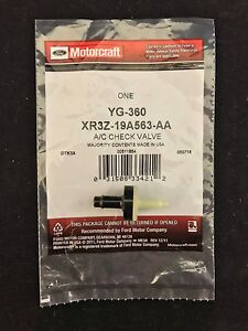 New OEM Genuine Ford Motorcraft Vacuum Control Valve-Check Valve YG-360