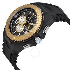 New Mens Technomarine 115149 Cruise Jellyfish Chronograph Dark Gray Dial Watch