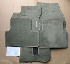 original Mazda 5 Fußmatten,CC32-V0-320-33,Velours,vorne & hinten,Satz (20) oliv