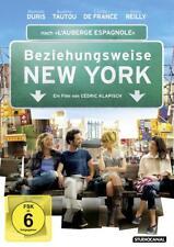 Beziehungsweise New York  DVD NEU