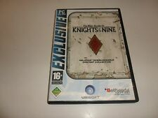 PC The Elder Scrolls IV-Oblivion: Knights of the Nine (add-on)