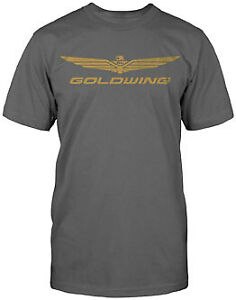 Honda Collection Goldwing T-Shirt Motorcycle Street Bike