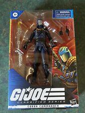 Hasbro G.i. Joe Classified Cobra Commander 6 Inch Action Figure - E8497