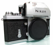 Nikon F Photomic T  Finder 35mm SLR Camera Body
