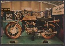 cartolina MOTO TRIUMPH BONNEVILLE 650 CC 4 MARCE
