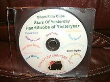 Stars of Yesterday, Silent Film Clips, Heartthrobs of Yesteryear
