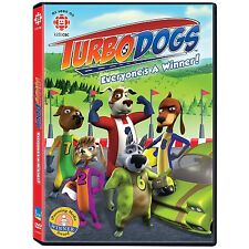 Turbo Dogs: Everyone's a Winner (DVD, 2012)