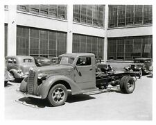 1936 Diamond T 2 Ton Truck Factory Photo u647-MOOXDS
