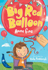 The Big Red Balloon: Blue Banana by Anne Fine-9781405254335-G026