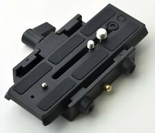 Kenro 577 Connect Adapter Sliding QR Plate 504Plong For Manfrotto 502HD USA
