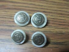 Antique Great Seal of Oklahoma Buttons