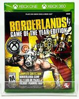 Borderlands Game of the Year Edition - Xbox One/Xbox 360 - New | Factory Sealed
