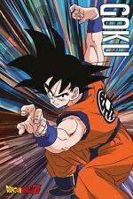 Poster - Dragonball Z - Goku - 91x61, 5cm - New/Original Package
