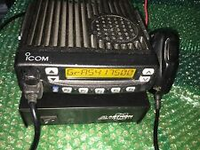 iCom IC-F621-2-TR Trunking Mobile Radio Astron Power Supply SS-18 Mic HM-100N L3