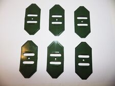 Märklin 467/P3 H0, 6 x  Unterlegplatten Brücken-Pfeiler, MD2