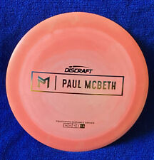 "Discraft Paul McBeth Proto Kong (Zeus) (""The Domeiest�) (Pop Top!)"