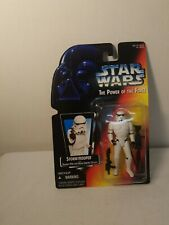 Star Wars  TPOTF  Stormtrooper with Blaster Rifle and Heavy Infantry Cannon
