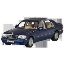 Mercedes Benz W/V140 S Klasse S 500 Langversion Facelift Azuritblau 1:18 Neu OVP
