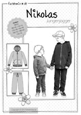 Farbenmix Schnittmuster Nikolas (Jungen-Jogger Gr. 86/92 - 170/176)