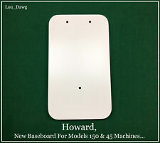 Howard Machine Personalizer (  B-815 Melamine Baseboard  ) Hot Foil Stamping
