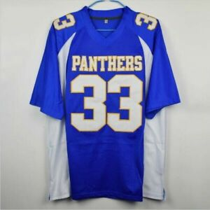 Tim Riggins #33 Friday Night Lights Dillon High School Rugby Jerseys Stitched