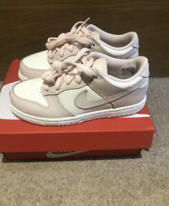 Nike Dunk Low Sail Orange Pearl Size: UK 13   PS Brand new In Box