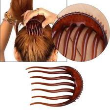 Women Girls DIY Hair Styling Clip Stick Comb Bun Maker Braid Tool Hair Accessory