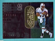 1998 SPX Finite Radiance  Set Break #171 Dan Marino 72/100