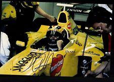 Heinz-Harald Frentzen Foto Original Signiert Formel 1 +G 18628