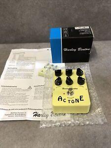 Harley Benton AC TrueTone - Guitar Effect Pedal - Gitarren Effekt Gerät #C1